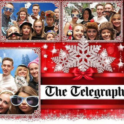 The Telegraph Christmas Party 2017 1