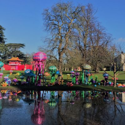 The Magical Lantern Festival 2017 @ Chiswick House