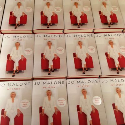Jo Malone Book Launch
